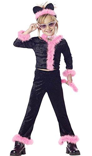 [Pretty Kitty Child Costume Size X-Small] (Child Pretty Kitty Costumes)