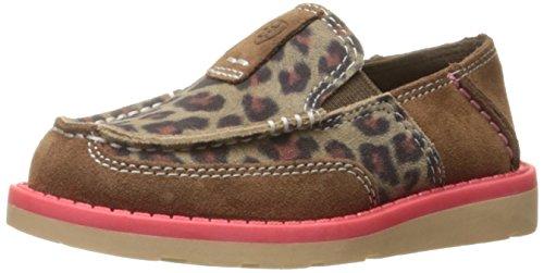 Kids' Cruiser Slip-on Shoe, Light Earth, 1 M US Little Kid (Girls Western Shoes)