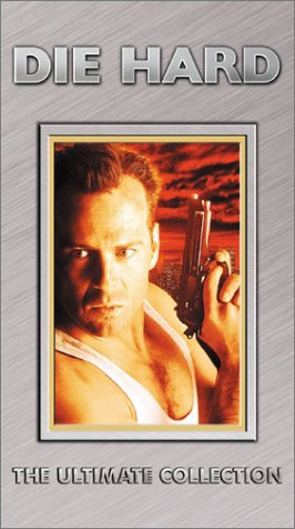 Die Hard Boxed Set (Special Edition) [VHS]