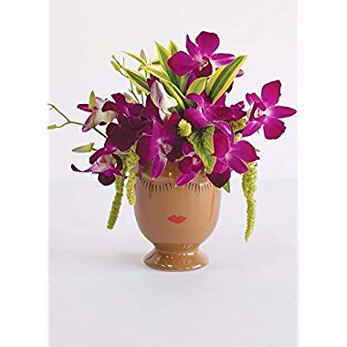 Afloral Accent Celfie Vase (4\ x5.25\Medium)