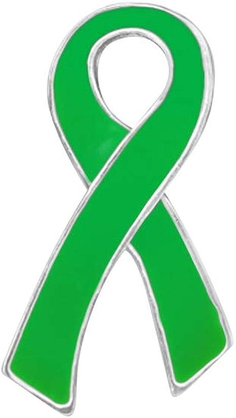 Mandujour Causes Awareness Ribbon Lapel Pin Brooches