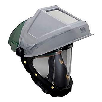 3 M duro gorro con escudo de soldadura y visor de visión l-705sg-f 1: Amazon.es: Amazon.es