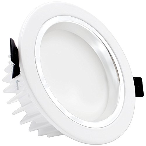 12W 4-Inch Dimmable LED Retrofit Recessed Light 90W Halogen Equivalent LED Downlight (New 4 Inch Trim)