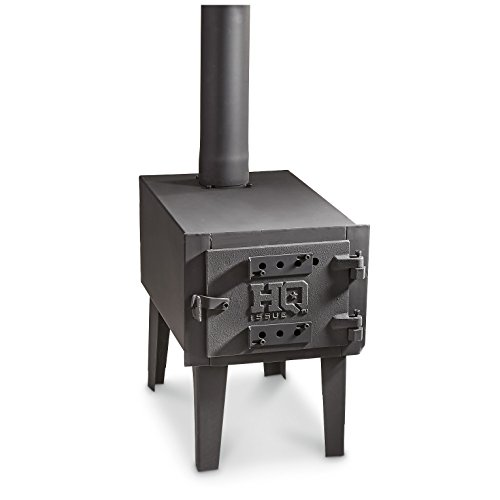Guide Gear Outdoor Wood Stove  sc 1 st  Amazon.com & Tent Stoves: Amazon.com