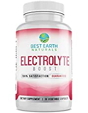 Electrolyte Support Supplement for Electrolyte Balance with Magnesium, Sodium, Potassium, Boron and More