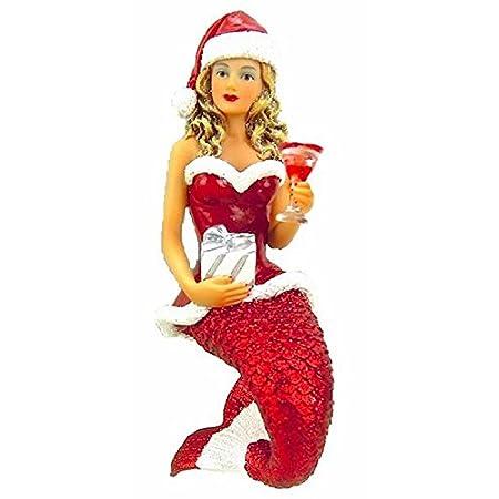 41H6ESK7UjL._SS450_ Mermaid Christmas Ornaments