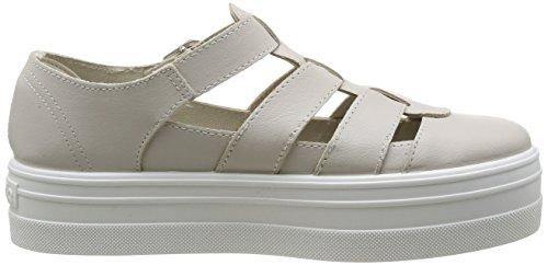 Victoria Boots Piel Sandalia Sandalia Compens Boots Victoria Compens Piel Victoria Sandalia qgfxtz