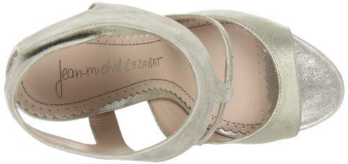 michel Jean Cazabat 667 Femme corsecensa 94676 taupe Escarpins Multicolore dqH5vxaqw
