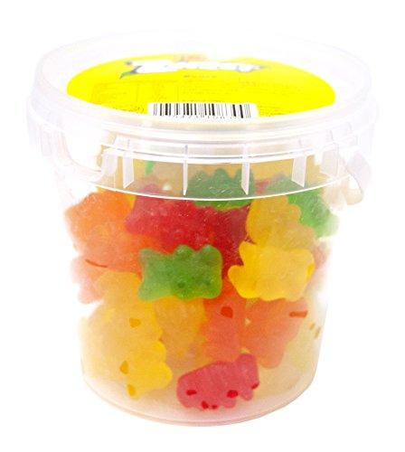 Zweet Gummy Bears, Jar, 8.8 Ounce (Pack of 12)