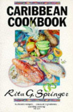 Books : Caribbean Cookbook Authentic Recipes Unusual