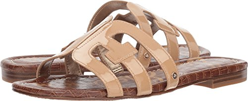 Sam Edelman Women's Bay Almond Patent 7.5 W US