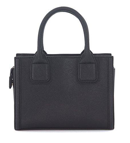 Klassic nera Karl saffiano pelle in a mano Borsa Lagerfeld wqZE68xI