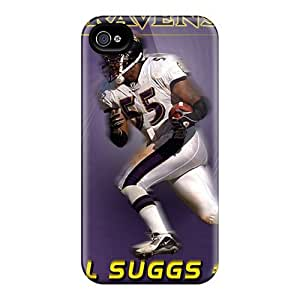 Fashionable BVL3109pgMn iphone 6 plusd 5.5 Cases Covers For Baltimore Ravens Protective Cases