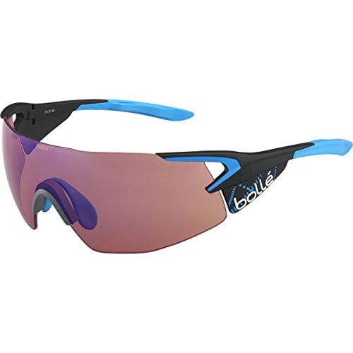 Bolle 5th Element Pro Sunglasses, Matte Carbone/Rose Oleo - Elements Sunglasses Carbon