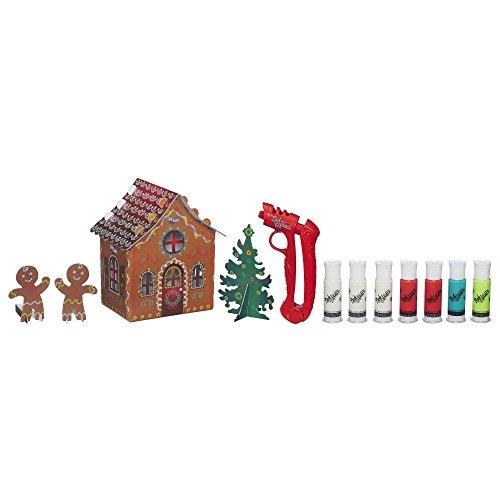 DohVinci Style Your Season Gingerbread House Design Kit