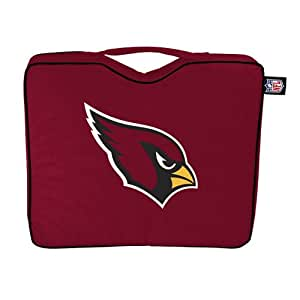 NFL Lightweight Stadium Bleacher Seat Cushion with Carrying Strap, Arizona Cardinals