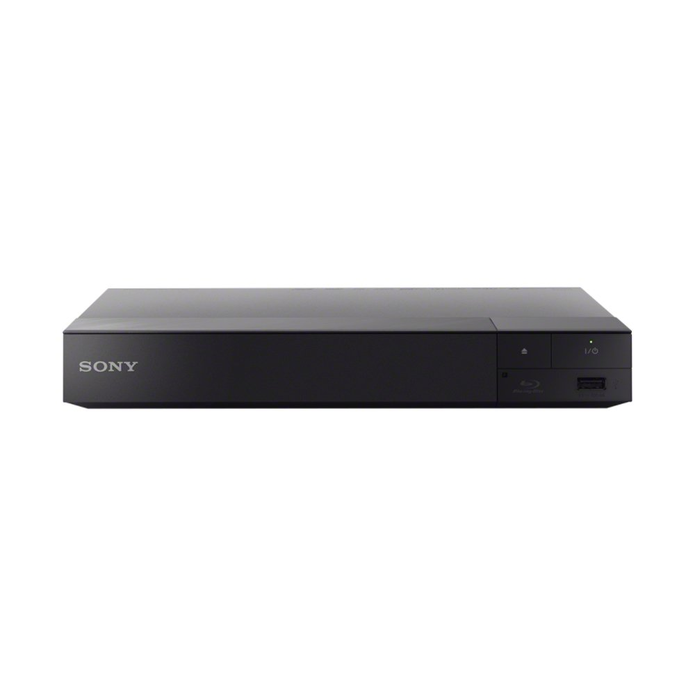Sony BDPS6500 3D 4K Upscaling Blu-ray Player with Wi-Fi (2015 Model) (Certified Refurbished)