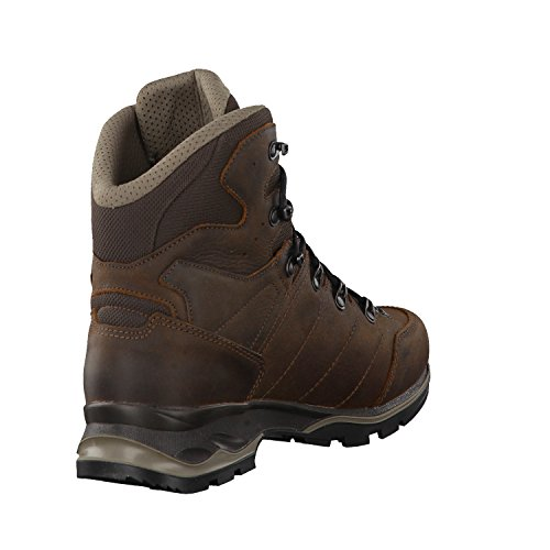 Lowa Hampton GTX Mid Calzado de trekking marrón