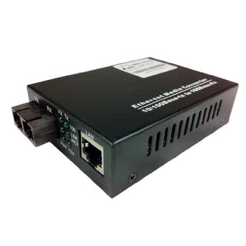 Image of AMER Networks Amer Networks Mrm-Tx/Fxsc2 10/100Base-T to 100Base-Fx(Sc) Electronics