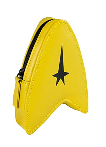 Star Trek: The Original Series - Delta Coin Pouch [Gold] - Not Machine Specific