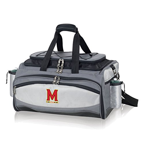 - NCAA Maryland Terps Vulcan Tailgating Cooler/Grill
