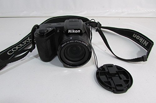 Review Nikon L105 12.1 Mp
