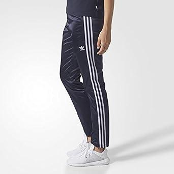 53cba405d30 Amazon | (アディダス オリジナルス) adidas Originals BP9393 WOMEN EUROPA TRACK PANTS  トラックパンツ LEGEND INK (LEGEND INK, L) | Amazon Fashion 通販