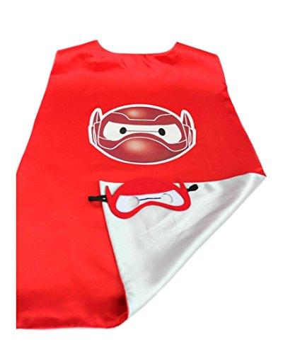 Carto (Baymax Costume Kid)