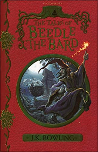 The Tales of Beedle the Bard: Amazon co uk: J K  Rowling: Books