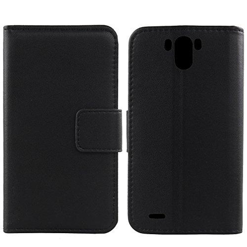 Gukas Design Genuine Leather Case For Blackview R6 lite 5.5