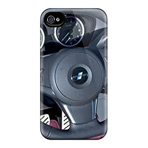 (gAn3106Demm)durable Protection Case Cover For Iphone 6(bmw Hartge 645 Ci Steering)