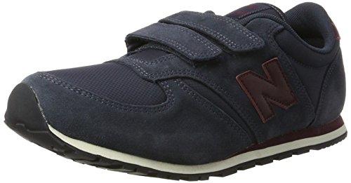 Blu 0 – Bimbi 24 burgundy Sneaker navy Balance Unisex 420v1 New YF8Rw