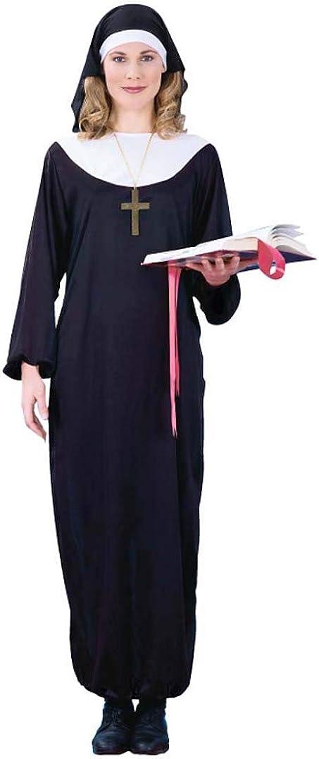 Forum Novelties Holy Nun Plus Size Costume