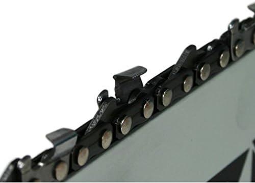 """Halbmeißel 37cm Sägenspezi Kette 3//8/"""" 56TG 1,6mm passend für Stihl MSE 250 C"""