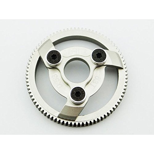 Racing Spur Gear (Hot Racing TE883H Hard Anodized Aluminum Spur Gear (83t 48p) - Traxxas)