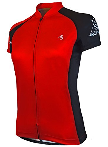 Red Bicycle Jersey - 8