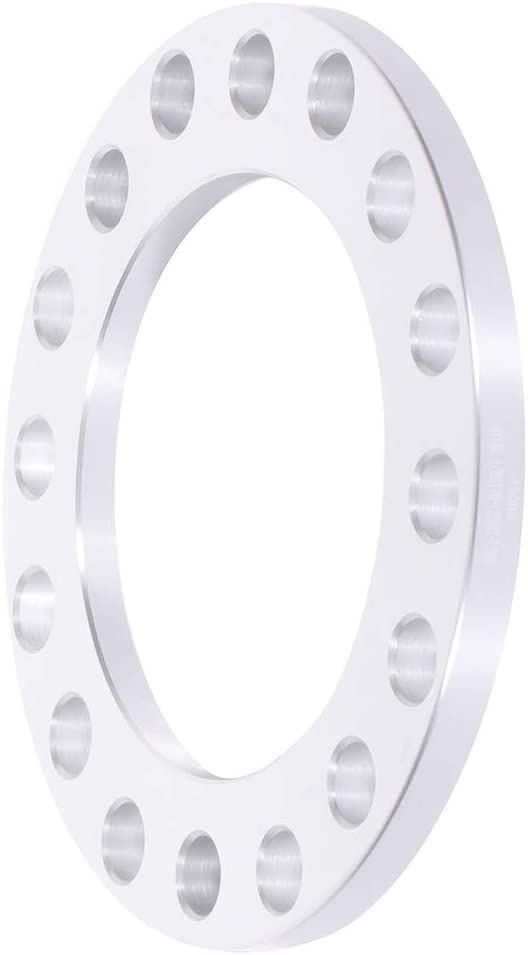 and 8x170 125mm 1//2 Aintier 4X 8 Lug Wheel spacers 8x6.5 Compatible with for Chevrolet C3500HD for Chevrolet Express 2500 for Chevrolet K2500 Suburban 12mm 8x165.1