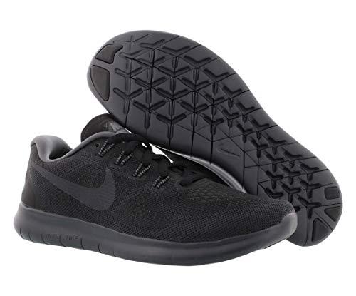 Para Nike Zapatillas Schwarz Wmns Entrenamiento Mujer De Free black 2017 Rn qAfSWwPRf0