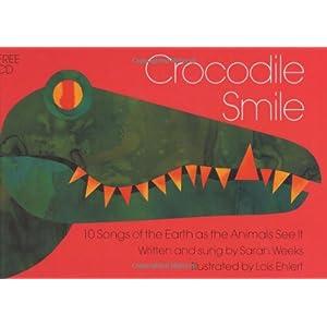 Crocodile Smile Book and CD
