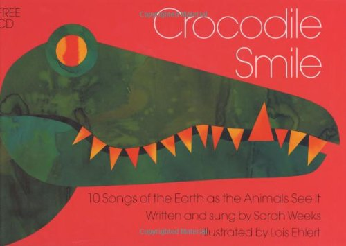 Crocodile Smile Book and CD