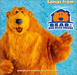 songs from jim hensons bear in the big blue house - Big Blue House