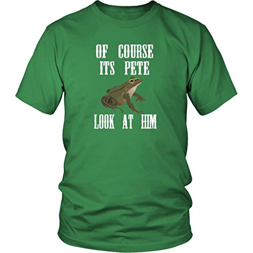 of Course Its Pete - Unisex T-Shirt - O Brother Where Art Thou Quote