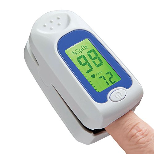 Color-Coded Oxygen Meter by Jobar International