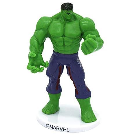 Torte Compleanno Bambini Hulk.Dekora 347169 347169 Statuetta Per Torta Di Compleanno Dei