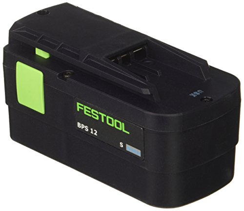 Festool 494522 Replacement Battery for C12 Cordless Drill, 12 Volt, 3 Ah NiMH by Festool