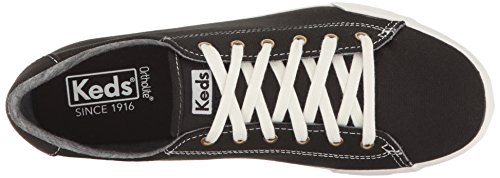 Keds Frauen Lex LTT Fashion Sneaker Schwarz