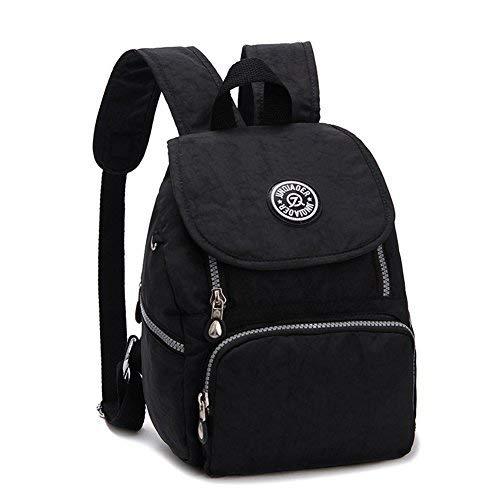 - Echofun Nylon Mini Casual Waterproof Backpack Shoulderbag Rucksack Travel Bag Daypack for Girls Womens