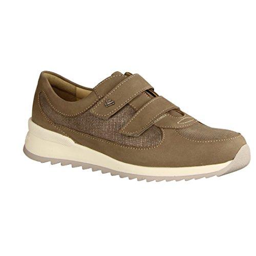 Finn Comfort FinnComfort Women's Loafer Flats Mud Kb8uuNxyuB