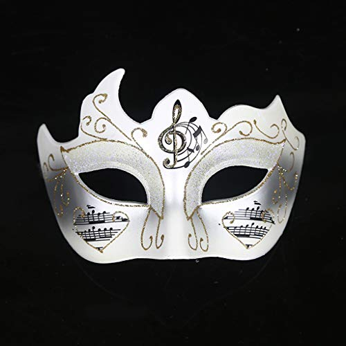 XL Masks- Halloween Mask Masquerade Lady Party Mask
