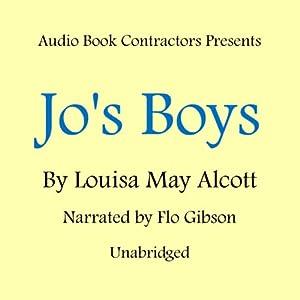 Jo's Boys Audiobook